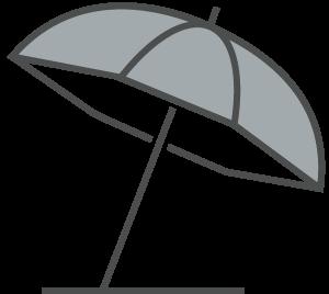Sonnenschirm Icon