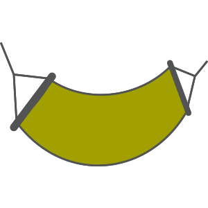 Hammocks Icon Active